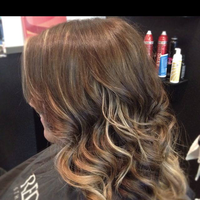 Ombr With Hidden Highlights Amazing Food Pinterest Hair