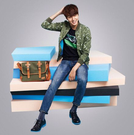 Lee Min Ho - Semir CF