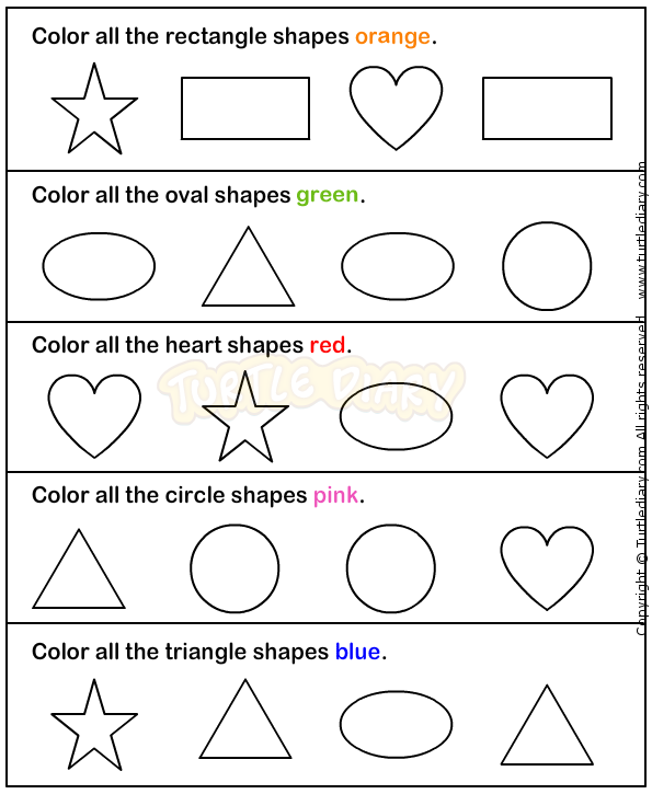 Pin By Stephanie Carr On Geometry Worksheets Preschool Math Worksheets,  Preschool Math, Preschool Worksheets