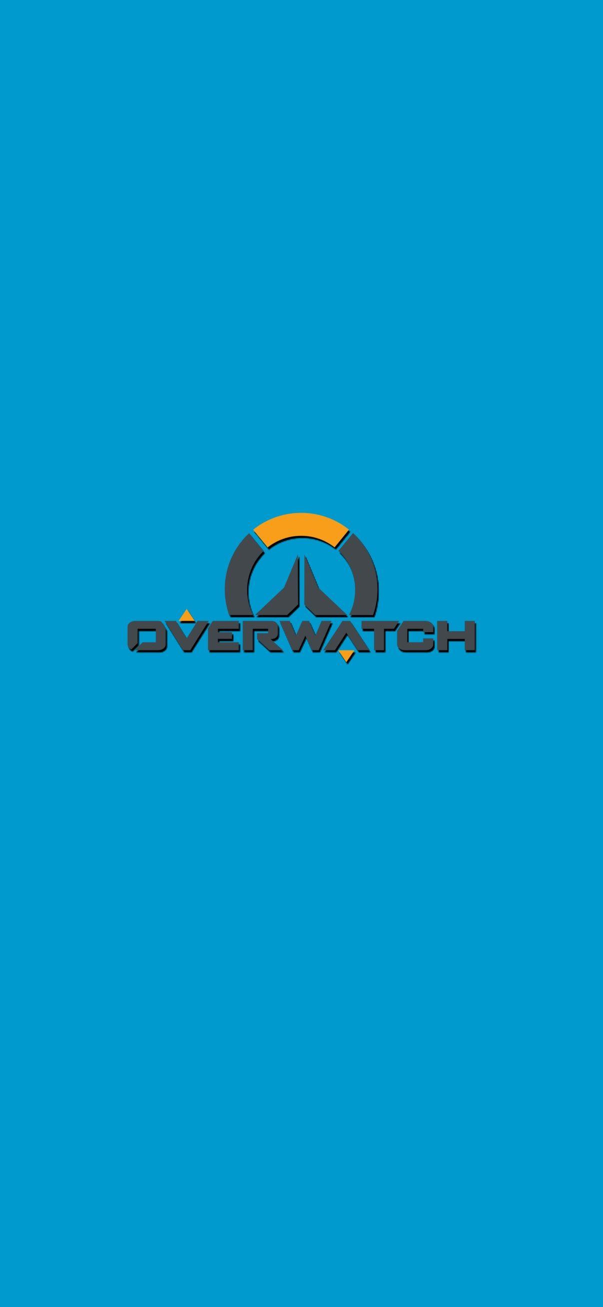Overwatch Logo Wallpaper Mobile Overwatch Overwatch Wallpapers Wallpaper