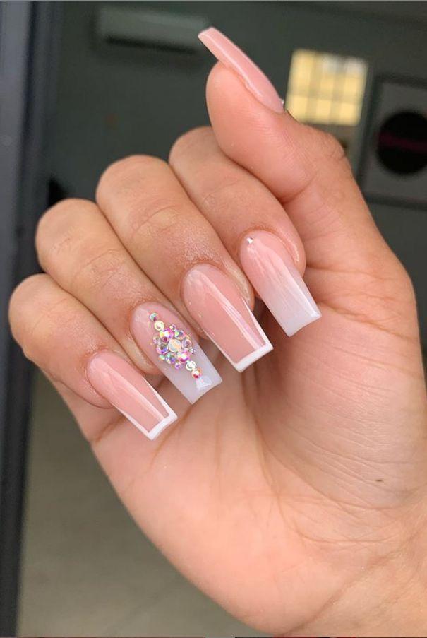 Pin Na Doske Nails 2020 Trends Summer Nails Baddie Nails