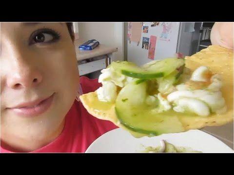 Como hacer AGUACHILE DE CAMARÓN? - YouTube
