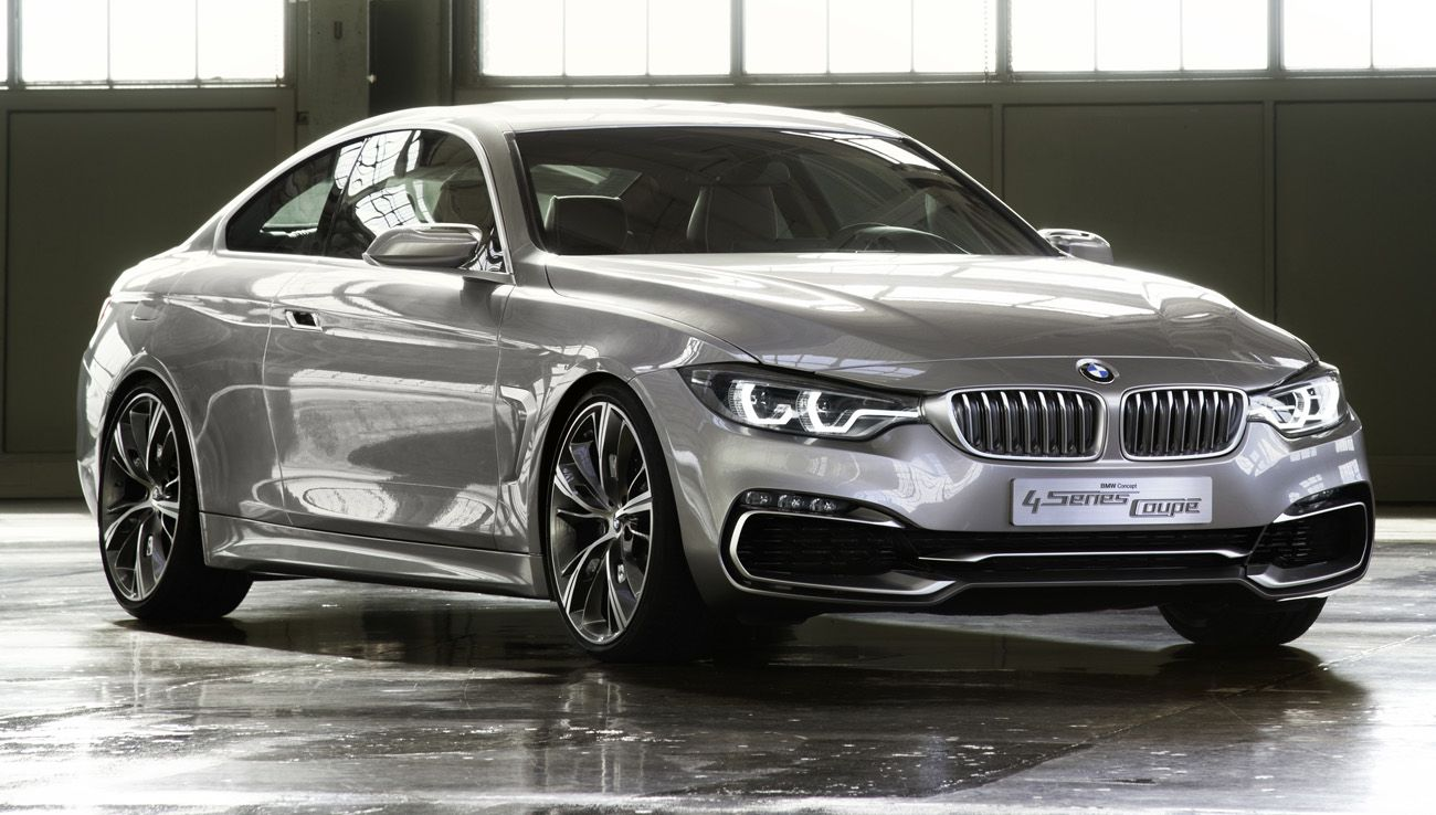 Auto maker bmw has unveiled its all new 2014 bmw 4 series replacing the