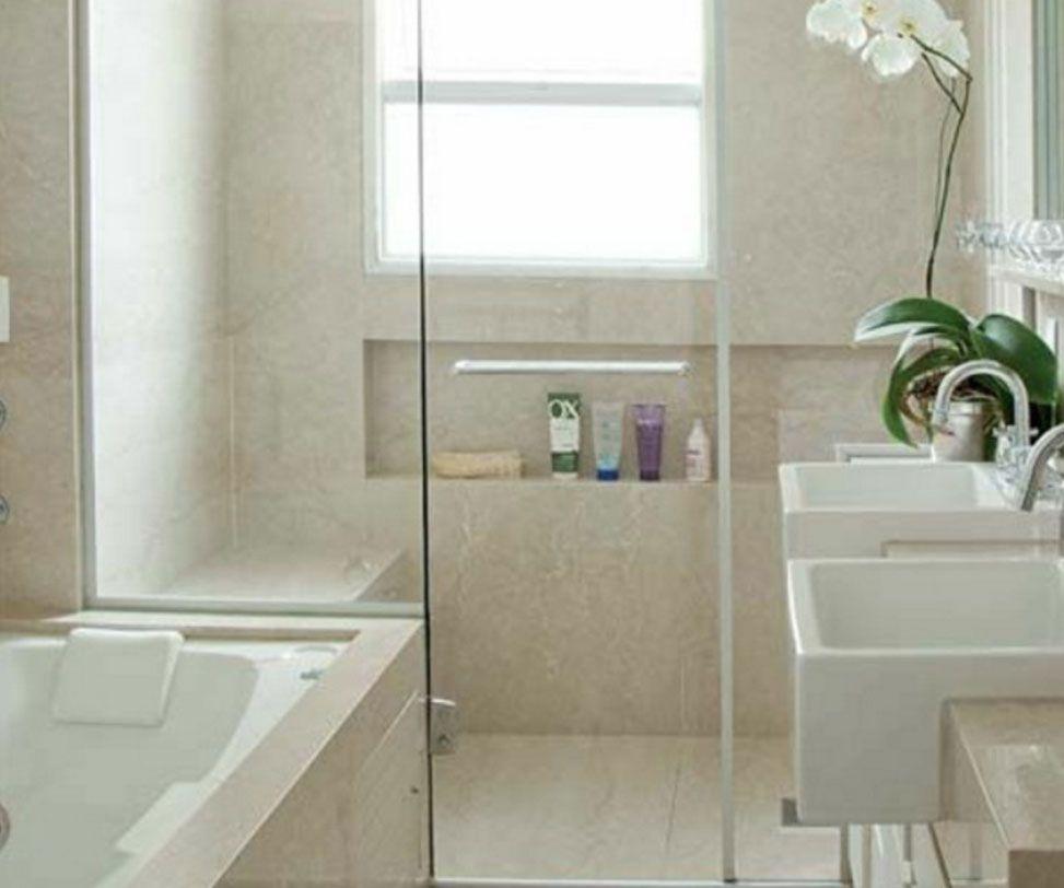 Bagno piccolo in camera piccolo marmo doccia camera per moderno bagno progettazione full - Bagno piccolo moderno ...