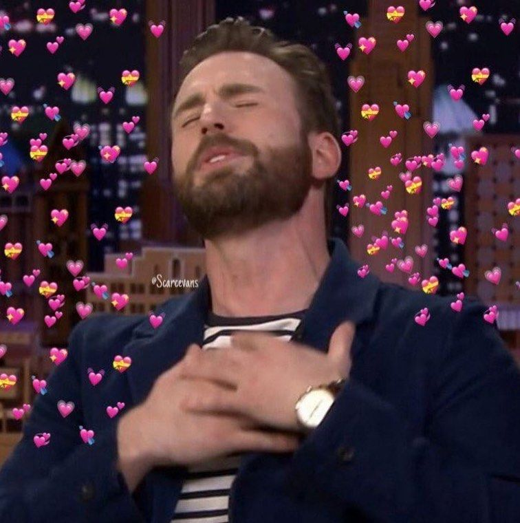 I Can Do This All Day On Instagram Chrisevans Chrisevansbrasil Ch Reaction Pictures Funny Profile Pictures Man Thing Marvel