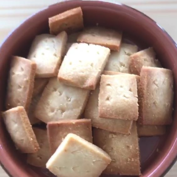 The Best Easy Parmesan Cheese Crackers Recipe. This is one of my favorite recipes. Amazingly wholes