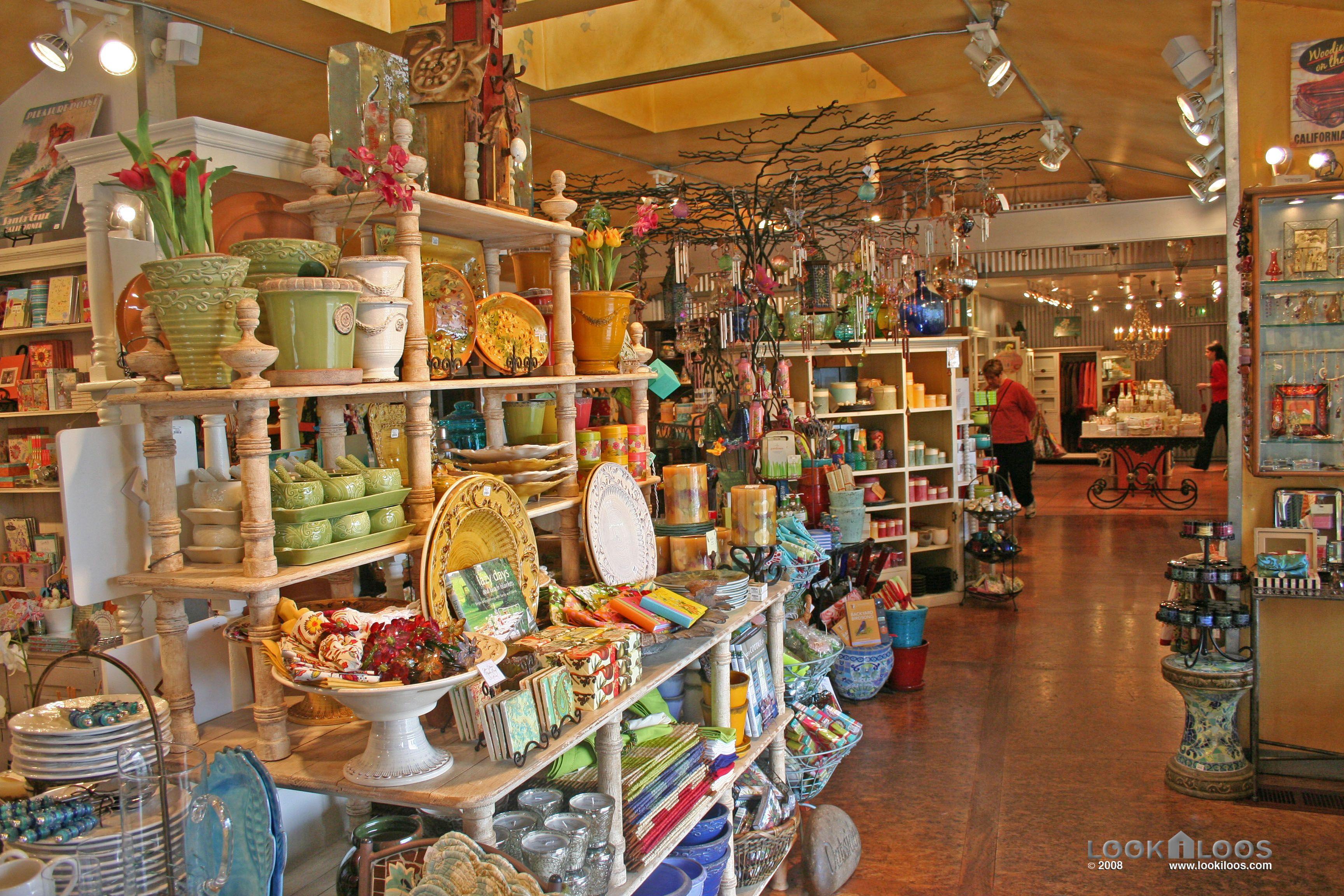 Outside In - A European-inspired Home and Garden Shop in Aptos. An ...