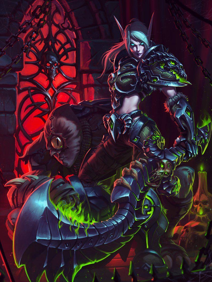 Artstation Deathlord Martinezdark Artist Ina Wong Worldofwarcraft Wow Deathknight Concept Illustrationart Warcraft Art Death Knight World Of Warcraft