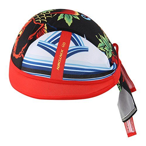 XINTOWN Cycling Hat Headbands Bike Bicycle Sports Cap Bandana Scarf Quick-Dry