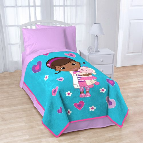 Doc McStuffins Blanket | Doc McStuffins, Blankets and Bedding sets