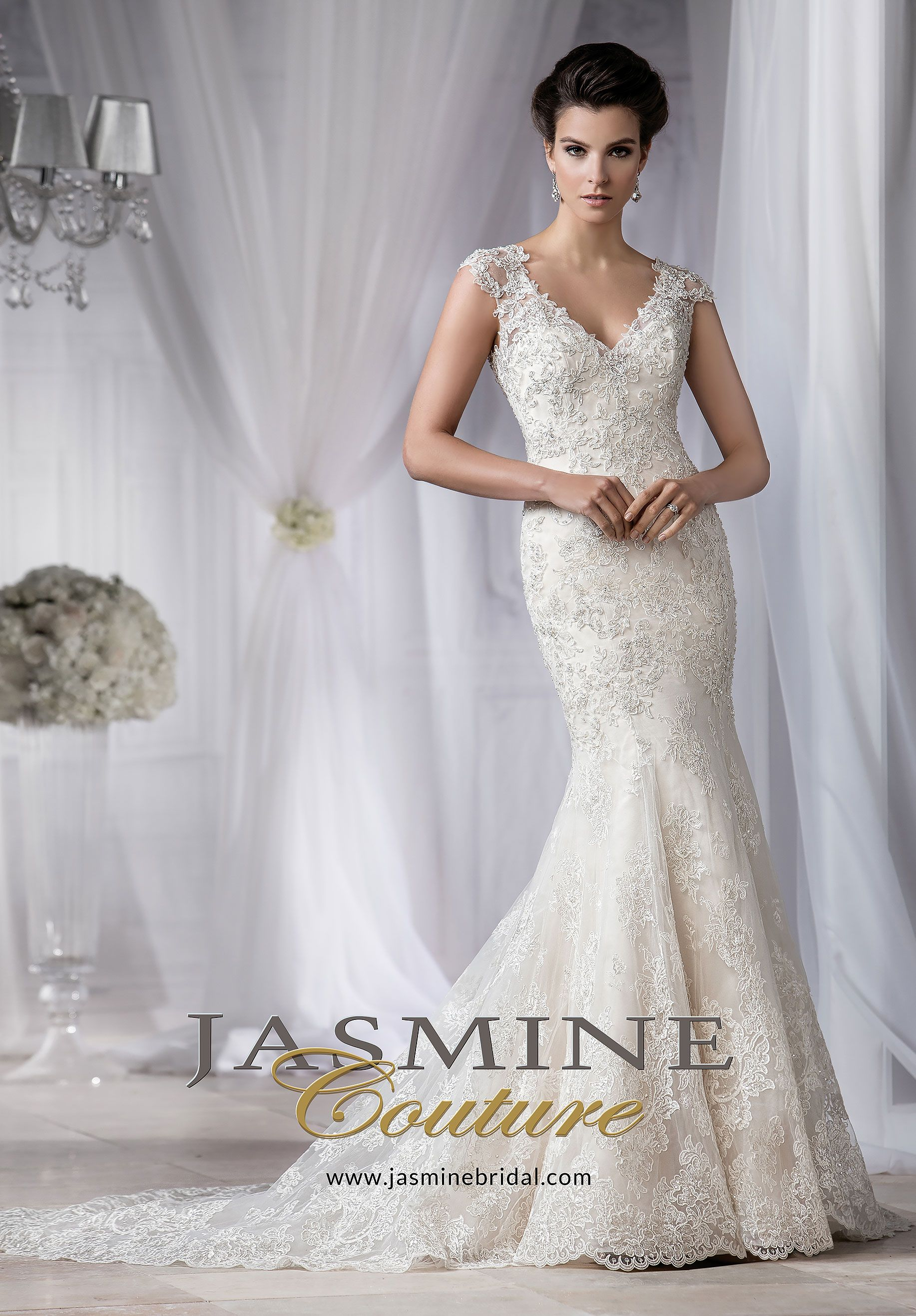 Bridal Gallery of Orlando | bridal gallery-orlando | Pinterest | Jasmine