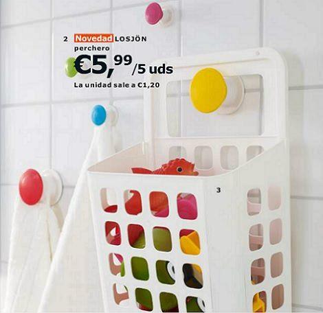 Ba O Infantil Ikea Almacenaje Percheros Losj N Y Cubo