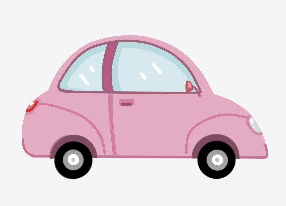 ピンクの車 乗り物 クラシックカー 乗り物 Pngとpsd画像素材 2020