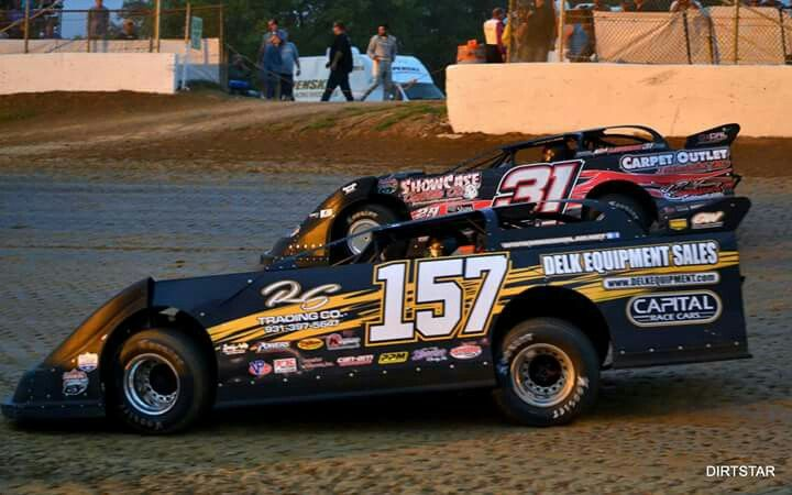 Mike Marlar and Nick Latham | Hammer Down Dirt Late Models and