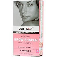 Parissa Mini Wax Strips Brow Shaper | Ulta Beauty