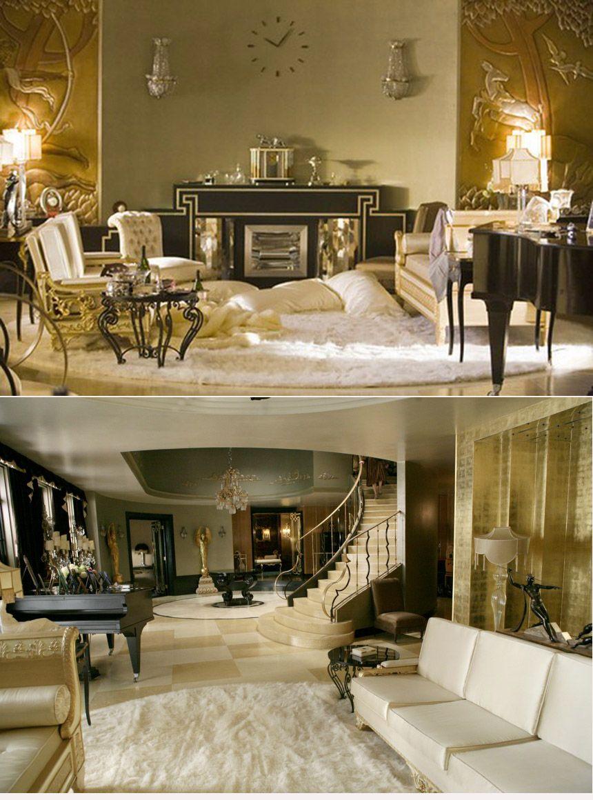 Stunning Interior Decor From The Film 39 Miss Pettigrew
