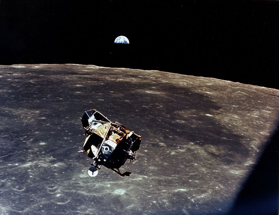 An Elusive Audience with Neil Armstrong | space | Pinterest | Apollo ...