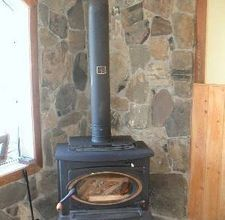 Possible Reasons Smoke Is Backing Up Into Wood Stove Stufa A Pellet Stufa