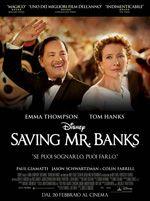 Saving Mr. Banks (2013), marzo 2013: l'intensità di Emma Thompson e il ritmo incalzante della narrazione destano il desiderio di rivedere Mary Poppins. Ed è un pregio senza pari. 7,5 sorrisi