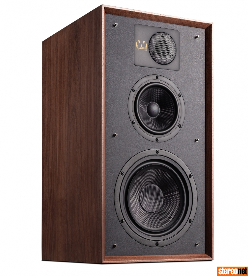 Wharfedale Linton Heritage Standmount Speakers Review