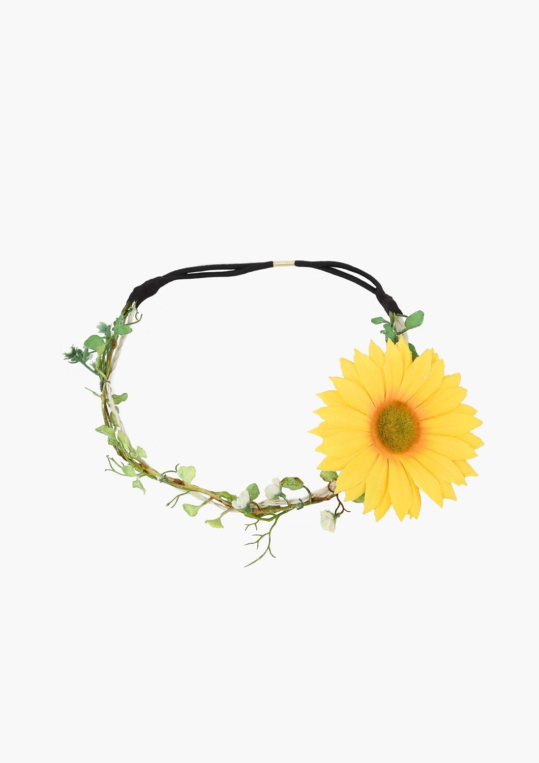 Sunflower Flower Crown Music Festival And Concert Fashion