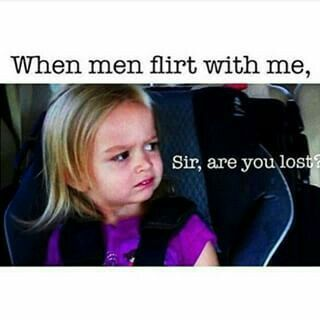 Schwuler mann flirtet mit mir