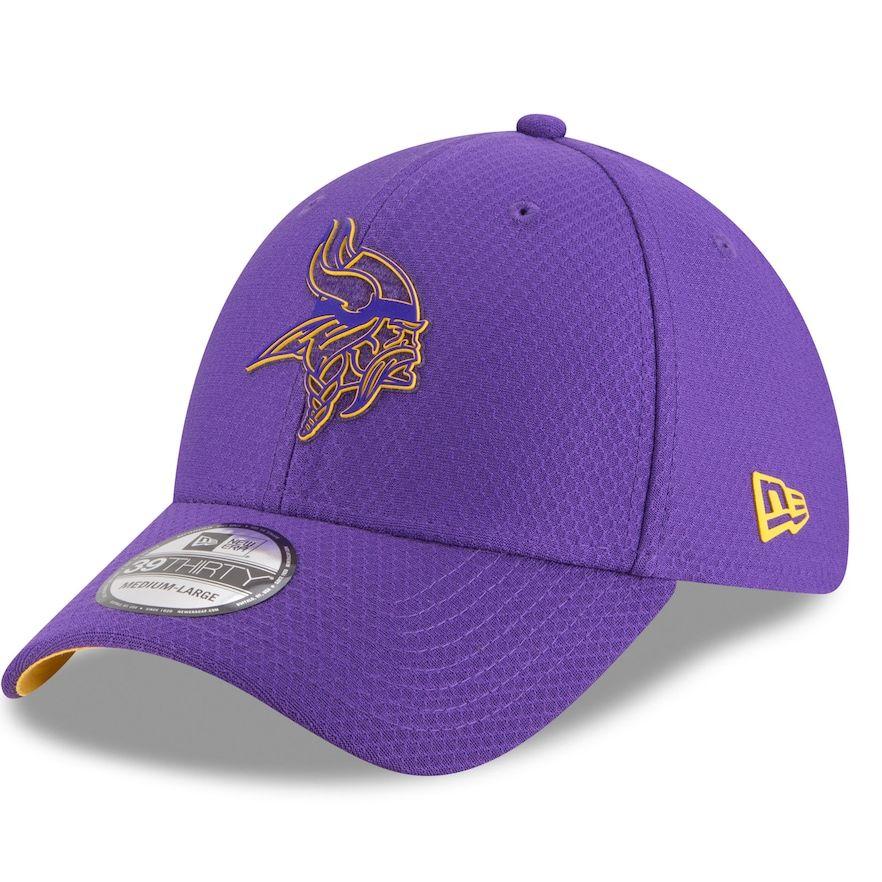 NEW Era 39 THIRTY Cap-Training Minnesota Vikings