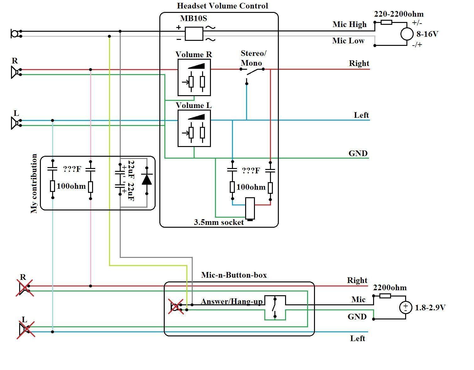 Wiring Diagram Uk Phone Socket in 2020 David clark