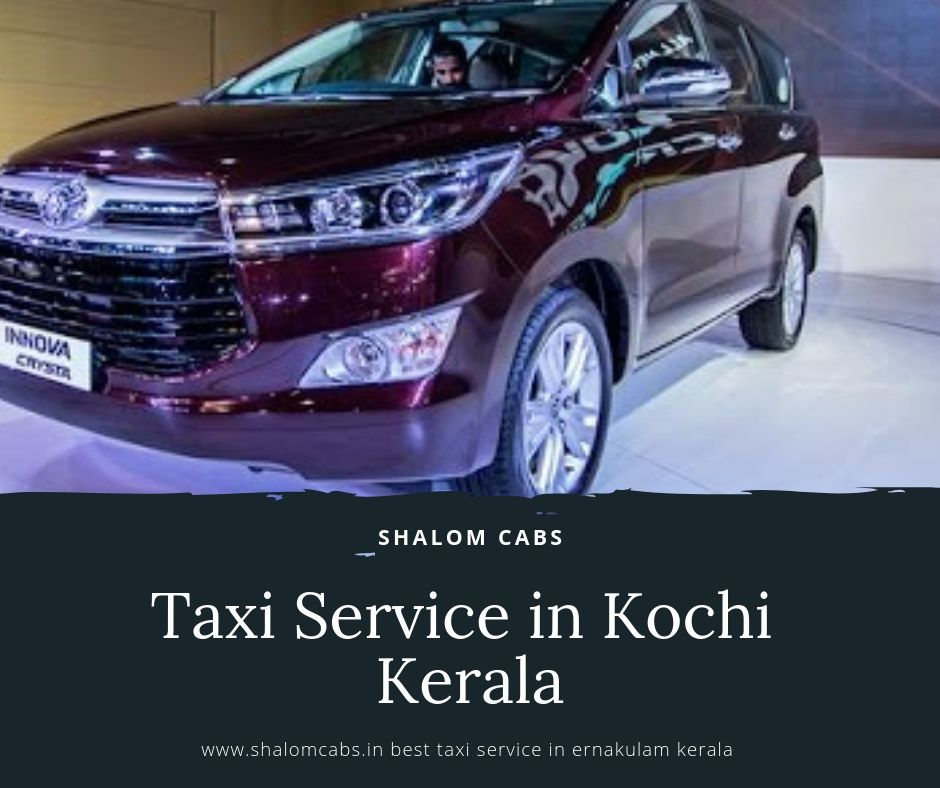 Top Best Taxi Service N Kochi Kerala Cabs Shalom Best Airport Taxi