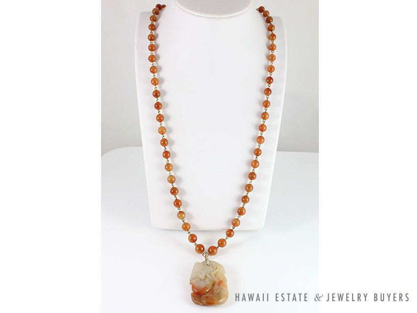 rose peach diamond necklace pendant want x juicy ct gold product