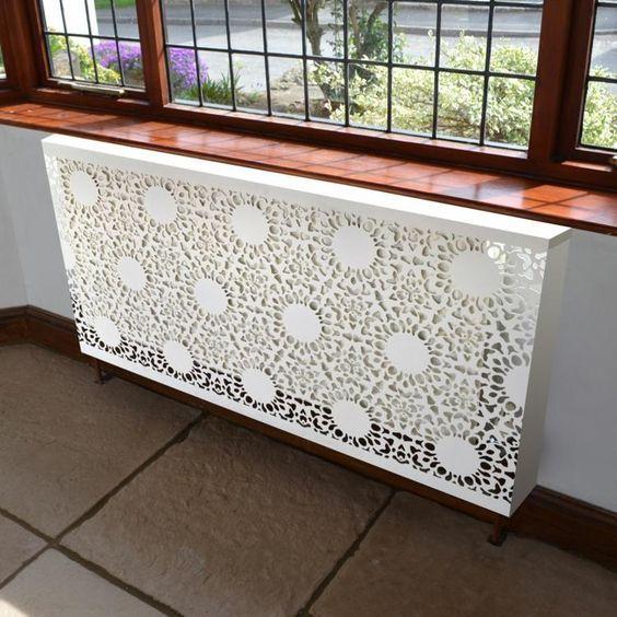 10 idées pour que le radiateur sinsère mieux à votre décoration des idées