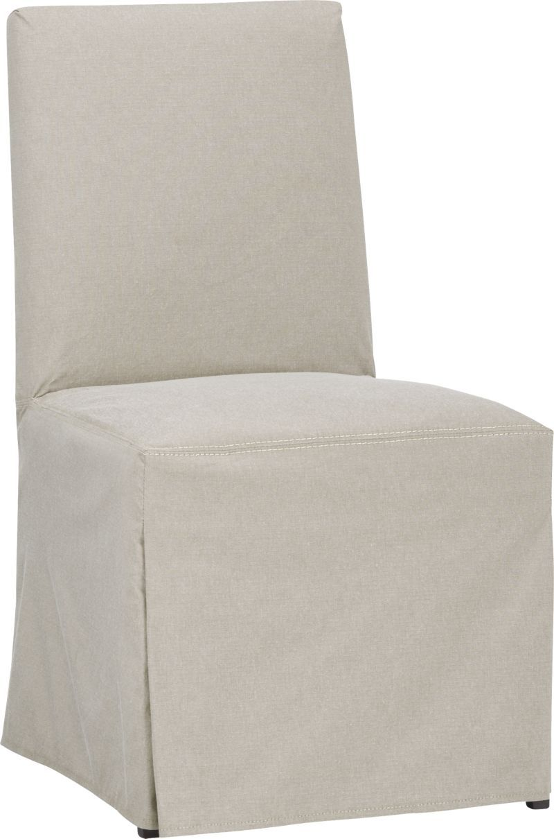 Miles Side Chair And Slipcover Slipcovers For Chairs Fabric Covered Chair Side Chairs