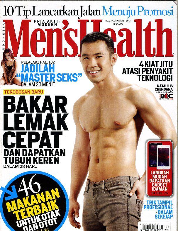 Men's Health Indonesia March 2013 Pembakar lemak