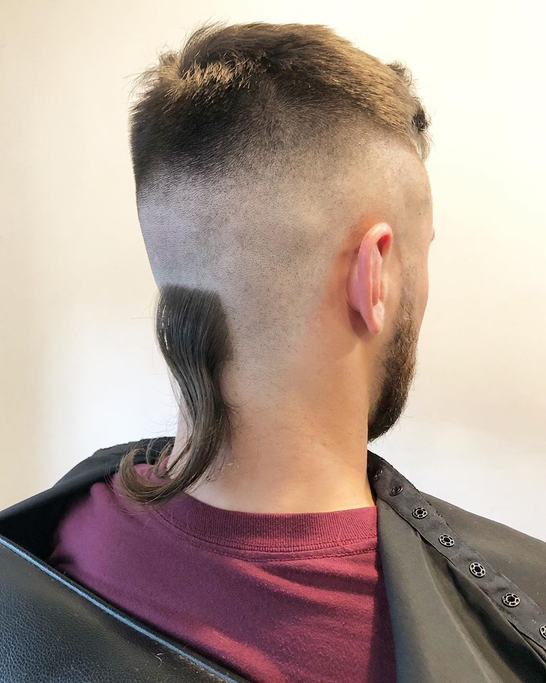 45+ Black rat tail haircut trends