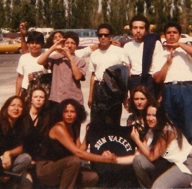 Sun Valley San Fernando Valley In The 70 S Gangster Style Chicano Brown Pride