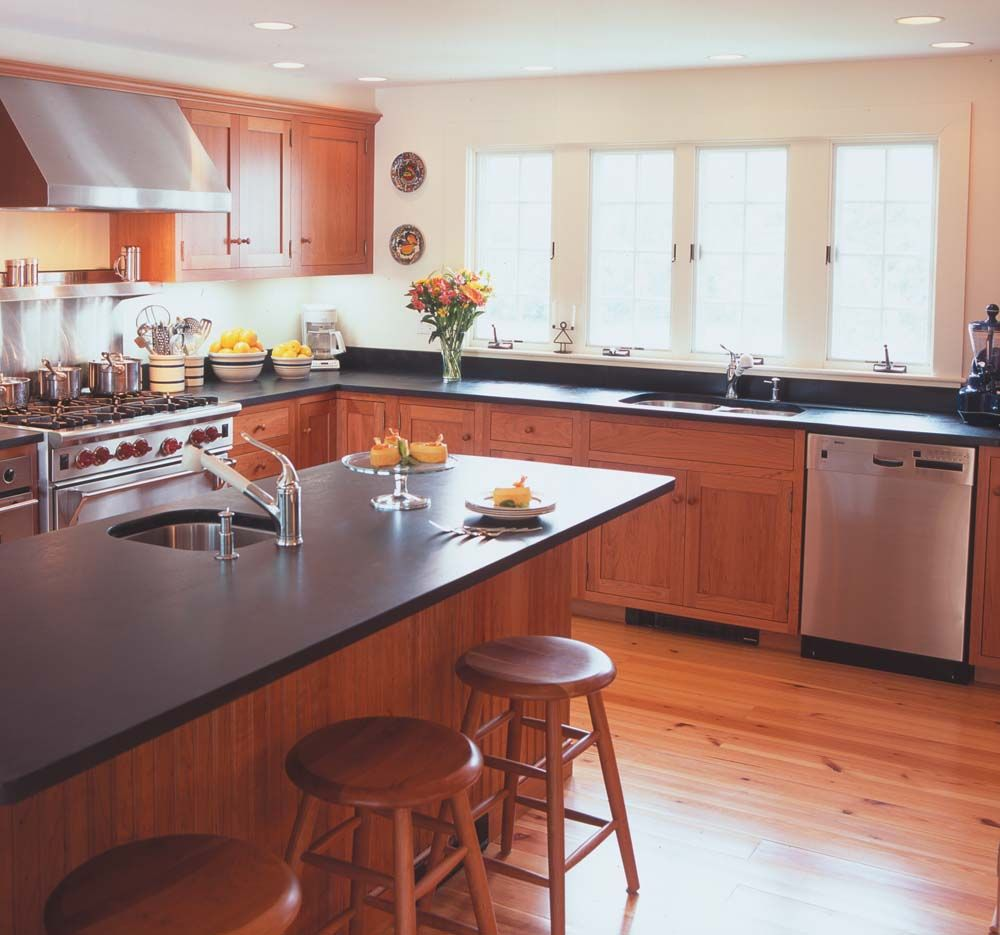 Shaker Kitchen Cabinet Plans: Pin On Kitchen