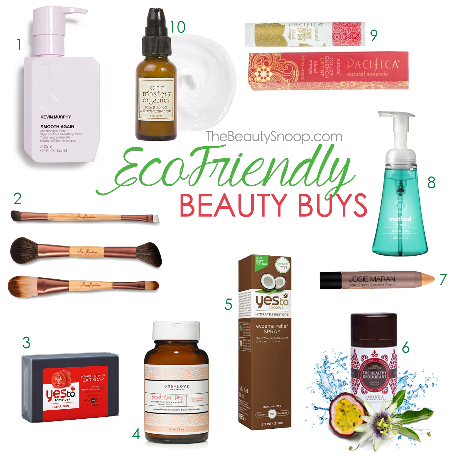 10 ECOFRIENDLY BEAUTY PRODUCTS THAT GIVE AMAZING RESULTS