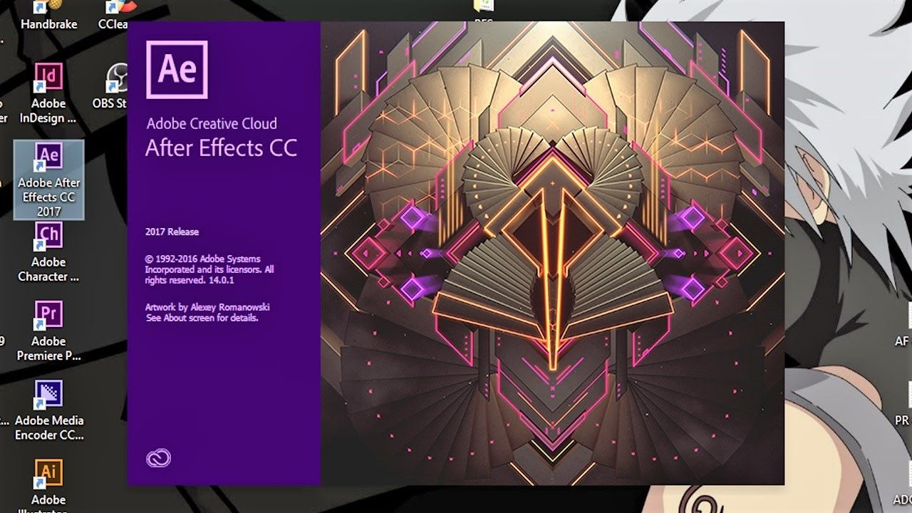 How To Download Adobe After Effects Cc 2017 Free Direct Download