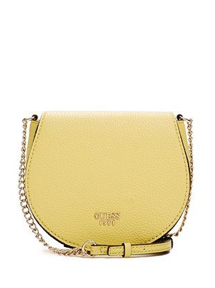 Guess Cate Saddle Cross-Body on ShopStyle