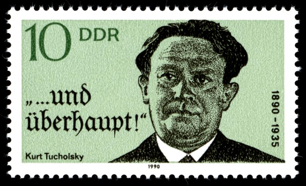 BriefmarkenJahrgang 1990 der Deutschen Post der DDR