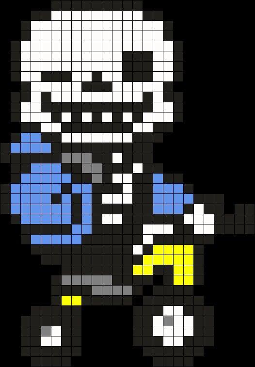 Pin Von Kimby Gutierrez Auf Undertale Perler Pinterest - Minecraft pixel spiele