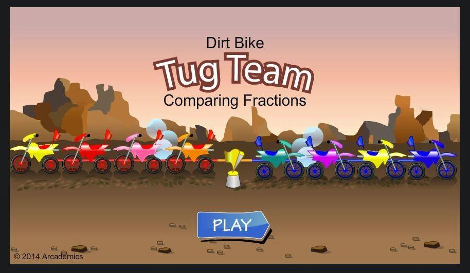 Fun And Free Computer Games Dirt Bike Tug Team Comparing