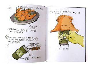 Drunk Cook Book recipes......