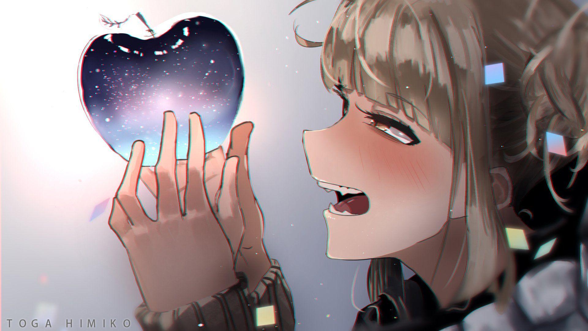 Pin de Tomioka em Himiko toga em 2020 Menina anime