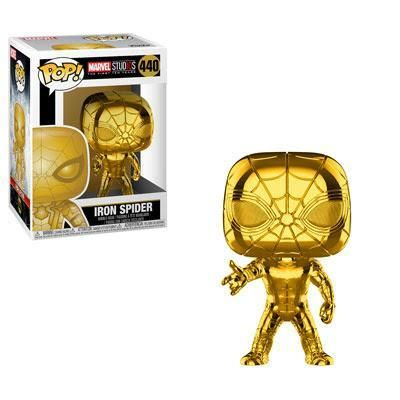 Vinyl The Flash Red,Gold /& Silver Chrome SDCC 2018 Exclusive Pop