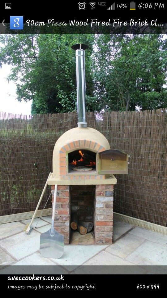Built In Bbq Outdoor Barbeque Pizza Oven Outdoor Bbq Grill Design