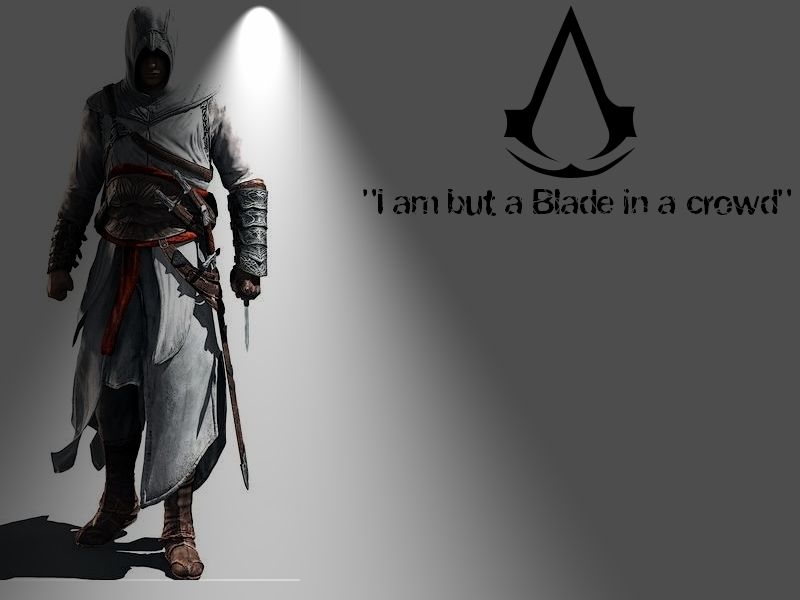 Altair Assassins creed, Assassin's creed wallpaper