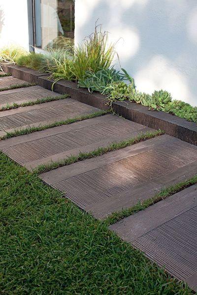 Creer Un Chemin Dans Son Jardin Les Bonnes Idees De Jardins