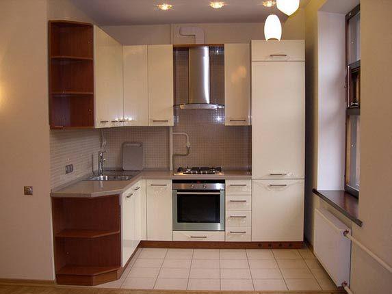 кухни для маленькой кухни 6 кв м фото