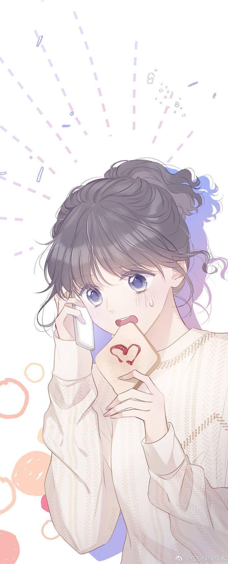 Ghim của Orrawinnana trên 保护我方大大 [bảo vệ siêu sao của tôi] | Anime angel, Nhật ký nghệ thuật, Anime